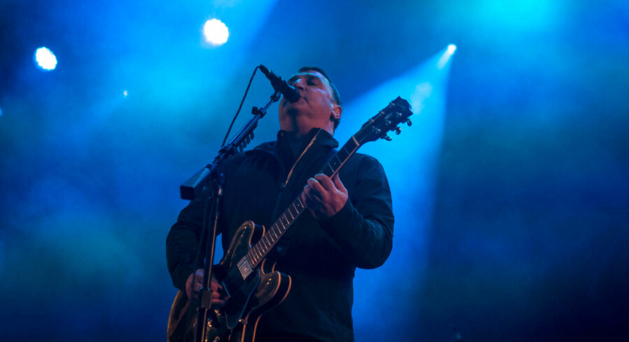 Greg Dulli i front for The Afghan Whigs, Northside 2017