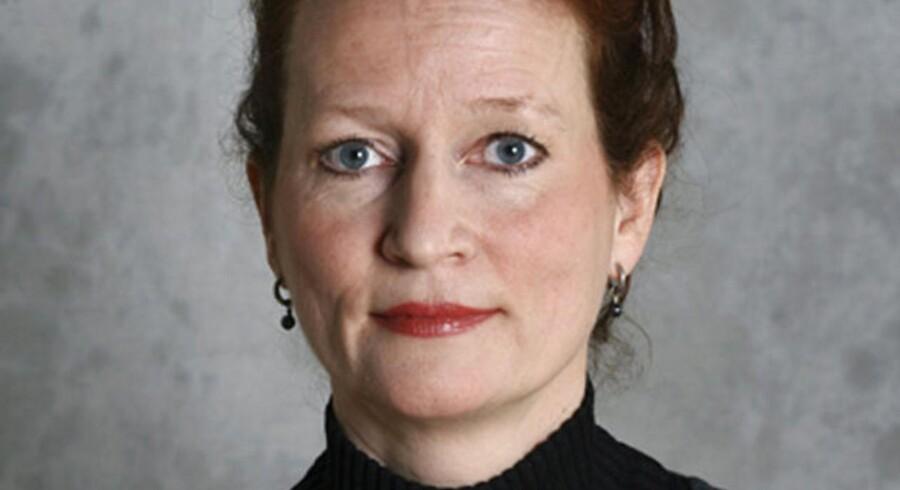 Overlæge Anne Mette Dons, enhedschef for Tilsyn og Patientsikkerhed i Sundhedsstyrelsen.