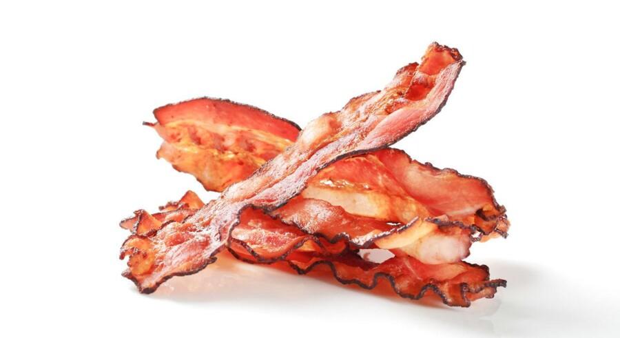 Listeria fundet i bacon.