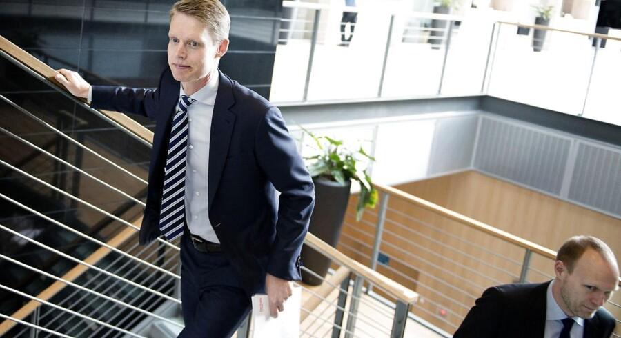 Med den største nedskrivning i danmarkshistorien var 2015 et år op ad bakke for Dong og direktør Henrik Poulsen.