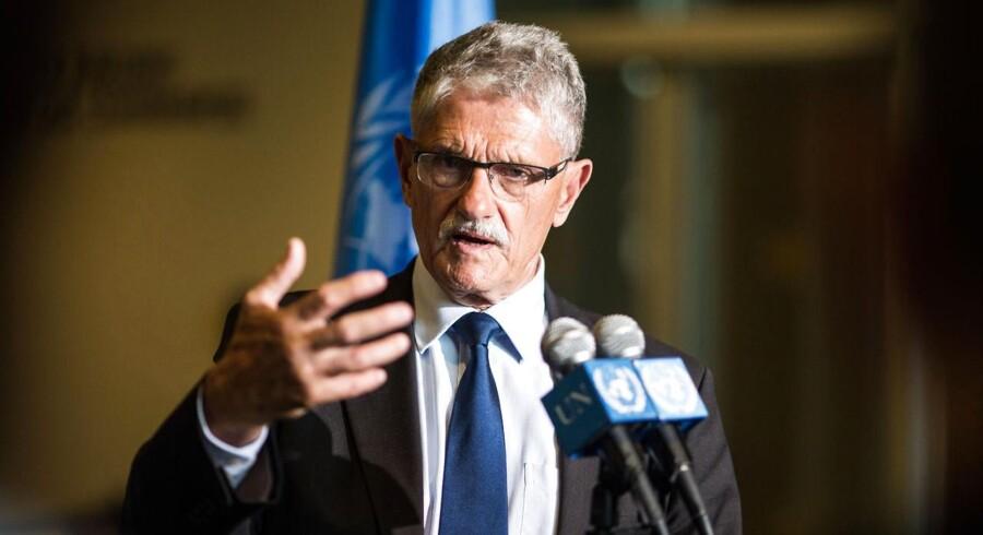 Mandag aften blev det officielt, at Lykketoft skal være ny formand for FN's generalforsamling. Politiko.dk har derfor spurgt en ekspert om, hvem der bliver den nye formand for Folketinget efter sommerferien.