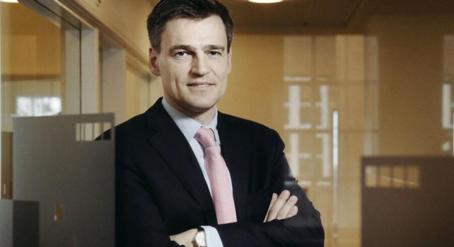 ATP-direktør Carsten Stendevad advarer mod store forventninger til fremtidige afkast. Foto: Jens Astrup