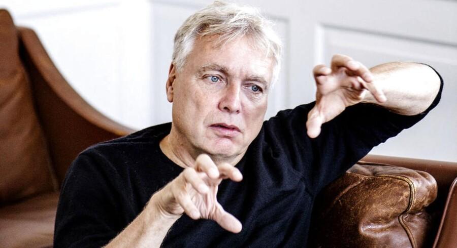 Uffe Elbæk, politiker og politisk leder af partiet Alternativet, er hovedperson i en ny dokumentar, der bliver vist på DR2 i aften.