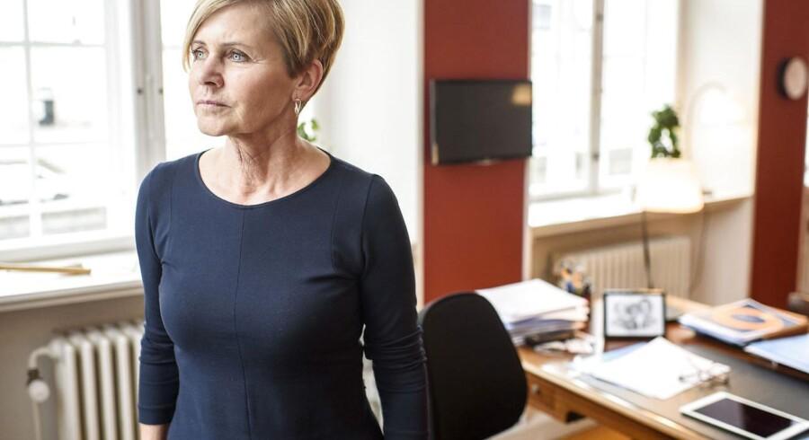 »Hvis vi skal have et demokratisk Danmark og et oplyst folk, er det vigtigt, at ikke alle medier ligger i hovedstaden, men at vi også har medier lokalt og regionalt,« siger kulturminister Mette Bock.