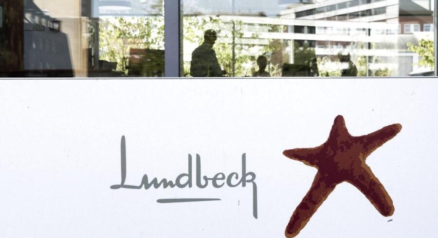Lundbecks aktie styrtdykker tirsdag morgen efter dårlige nyheder fra USA.