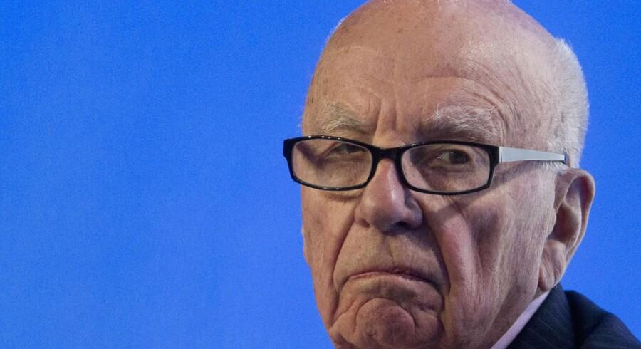 Rupert Murdoch. Foto: Jason Reed/Reuters