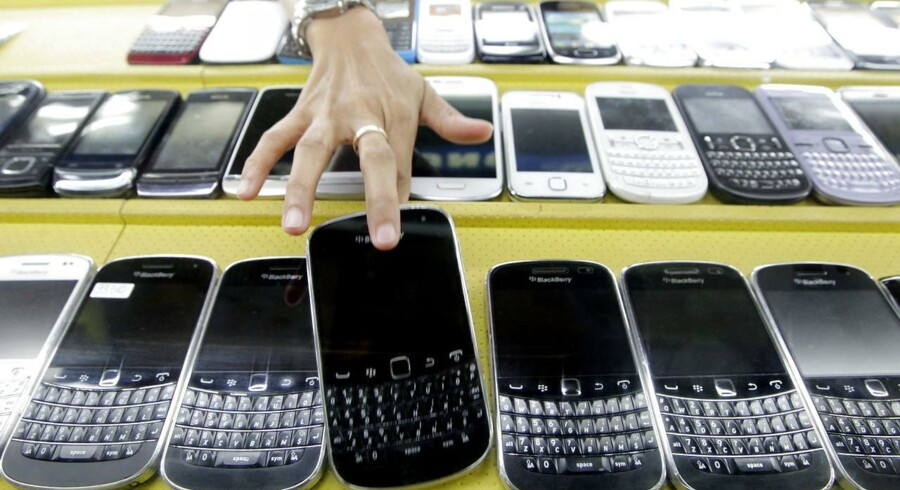 Den nye topchef John Chen vil omdanne Blackberry fra primært at være et smartphone-selskab til at være et software og cyber-sikkerhedsselskab.
