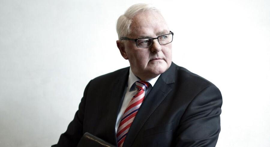 Hans Jørgen Bonnichsen er tidligere chefkriminalinspektør hos Rigspolitichefen og tidligere operativ chef for Politiets Efterretningstjeneste.