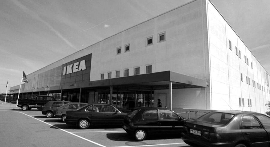 IKEAs historik i Danmark tog sin begyndelse med åbningen af IKEA Møbelhus i Høje Taastrup i 1969.