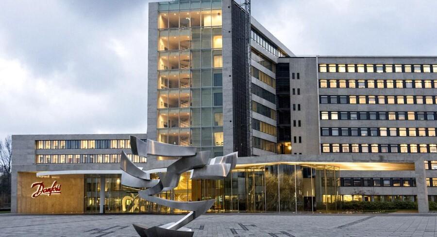Danfoss Nordborg. ARKIVFOTO