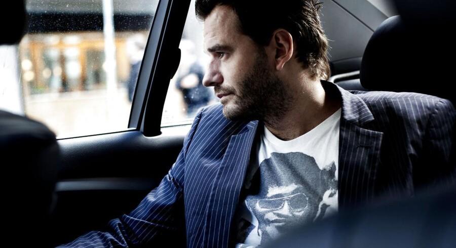 Jesper Buch, iværksætter og stifter af Just-Eat, blev kørt ud på et sidespor af Coop, som ville have ham ud af netsupermarkedet osuma.dk
