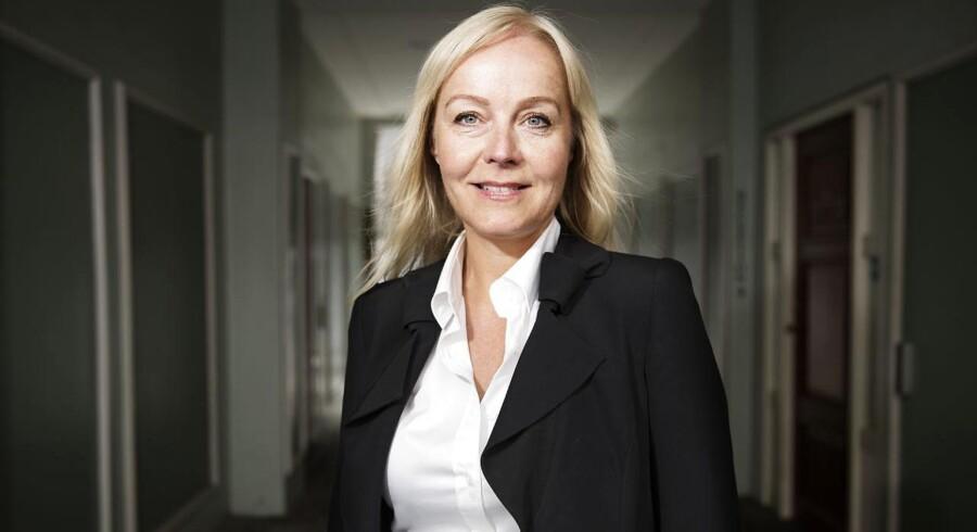 LB Forsikrings adm. direktør, Anne Mette Toftegaard, er klar med prisnedsættelser for 90 mio. kr. og en bonus på gennemsnitligt 118 kr. pr. kunde.
