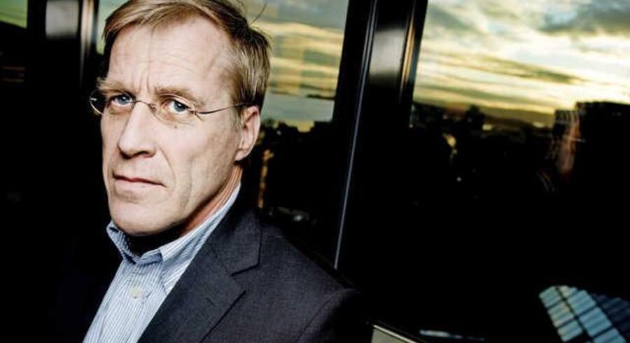 Rolf Dammann har købt Andelskassen J.A.K. af Finansiel Stabilitet. Foto: Kirsten Sørbo