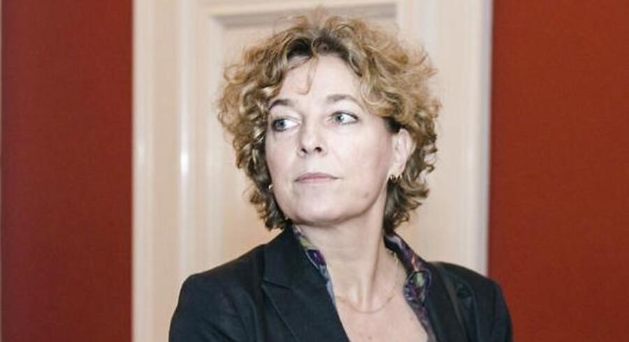 Undervisningsminister Christine Antorini fik ikke en ny gymnasiereform igennem inden valget.