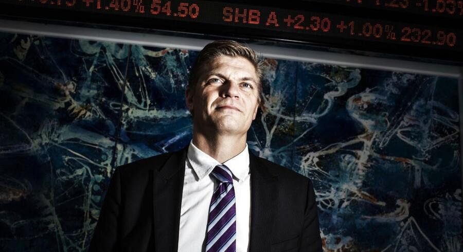 Fondsbørsen, med Bjørn Sibbern i spidsen, vil udvide forretningen med et marked for virksomhedsobligationer.