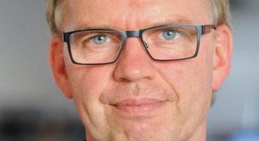 Lektor Thomas Aarstrup Rømer ligger i åben strid med flere af sine kolleger, der beskylder ham for at mobbe dem på et usagligt grundlag. Privatfoto