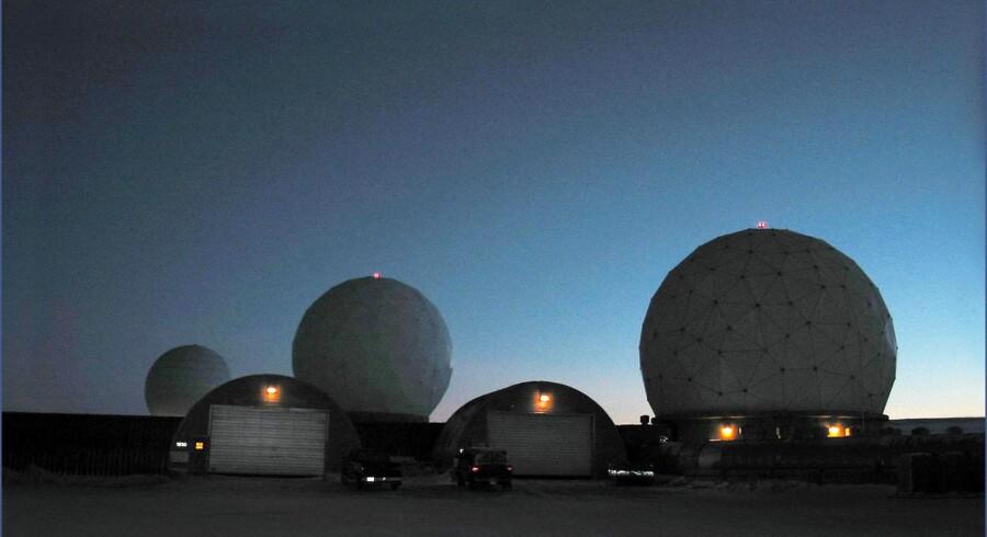 Thule-basen på Grønland