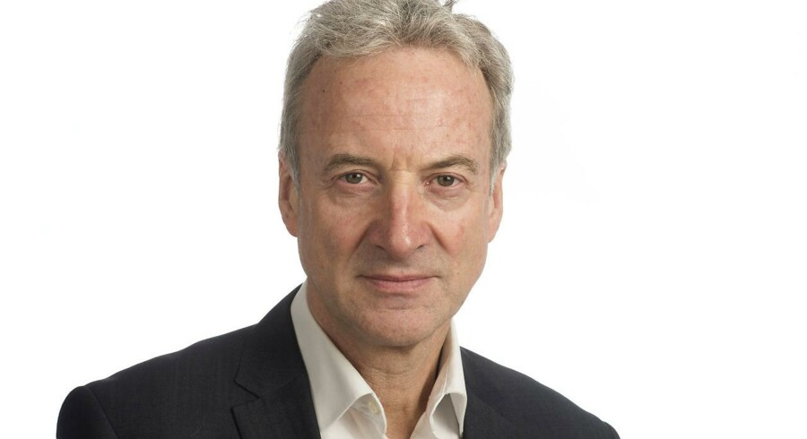 Business journalist Jens Chr. Hansen