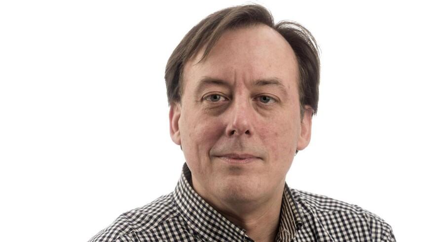 Kulturjournalist Søren Schauser.