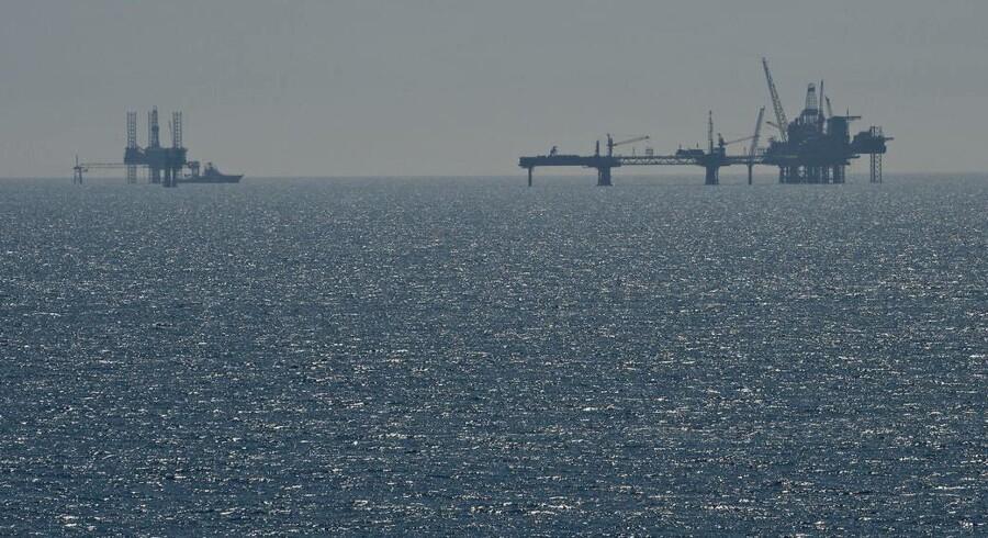 Mærsk Oil - Oliefelter i Nordsøen
