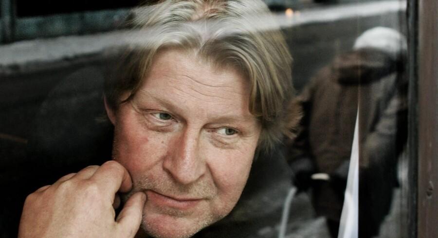 Den svenske skuespiller Rolf Lassgård skal spille »Ove« i filmatiseringen af Fredrik Backmanns debutroman, »En mand som hedder Ove«. Arkivfoto: Kristian Brasen