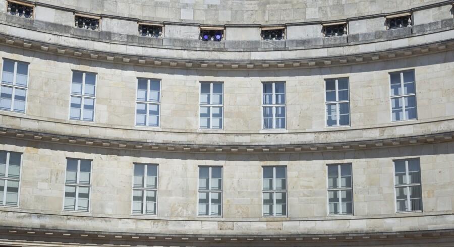 En ansat fra Politigårdens Fængsel i København blev i marts ansat, da han var på vej hjem fra arbejde. Arkiv. Scanpix/Torben Christensen