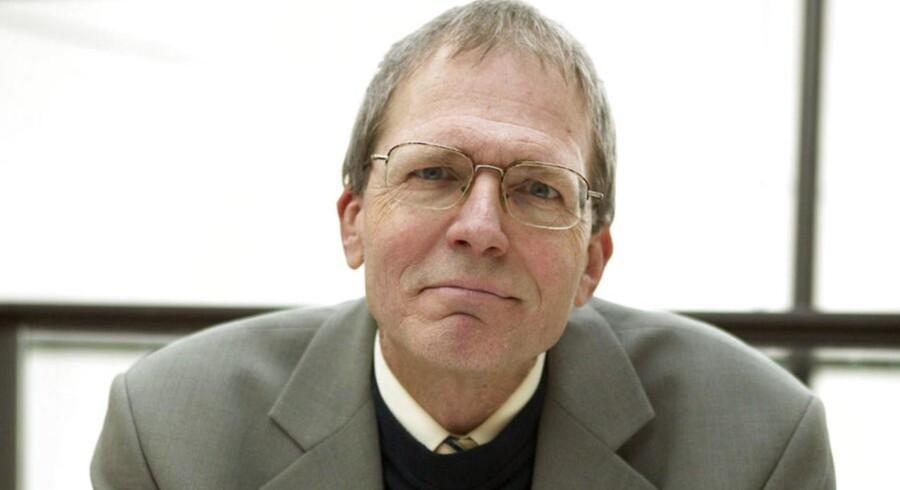 Professor i medieledelse på CBS, Anker Brink Lund.