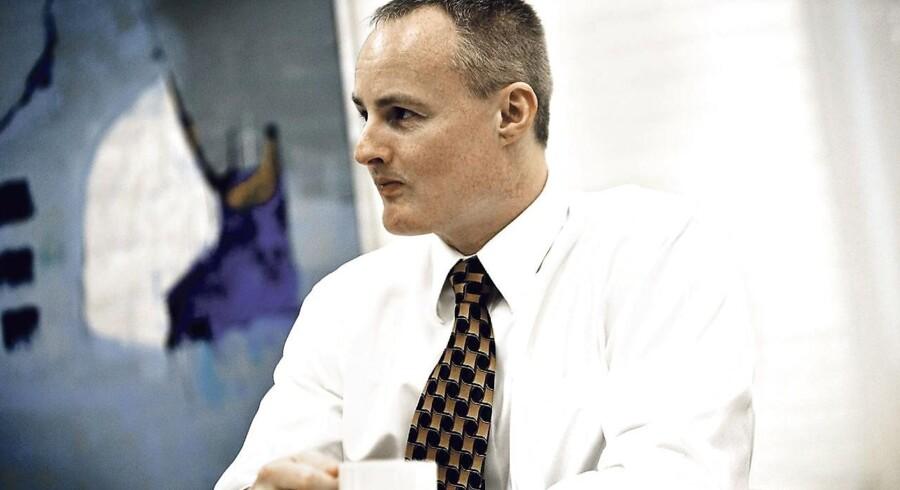 Tilbage i februar indgik tidligere finansdirektør Henrik Nørremark et forlig med Vestas, men nu har hans efterforsker af egen fri vilje politianmeldt Vestas -ledelse.