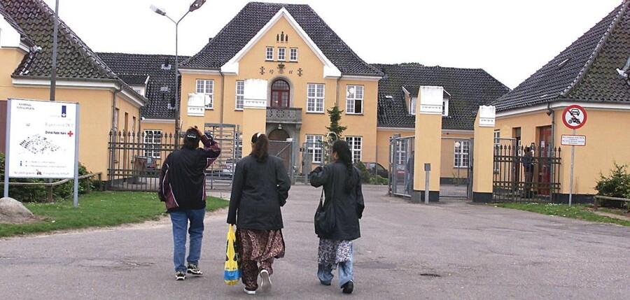 Det øgede asylpres på Europa er indtil videre ikke nået til Danmark,
