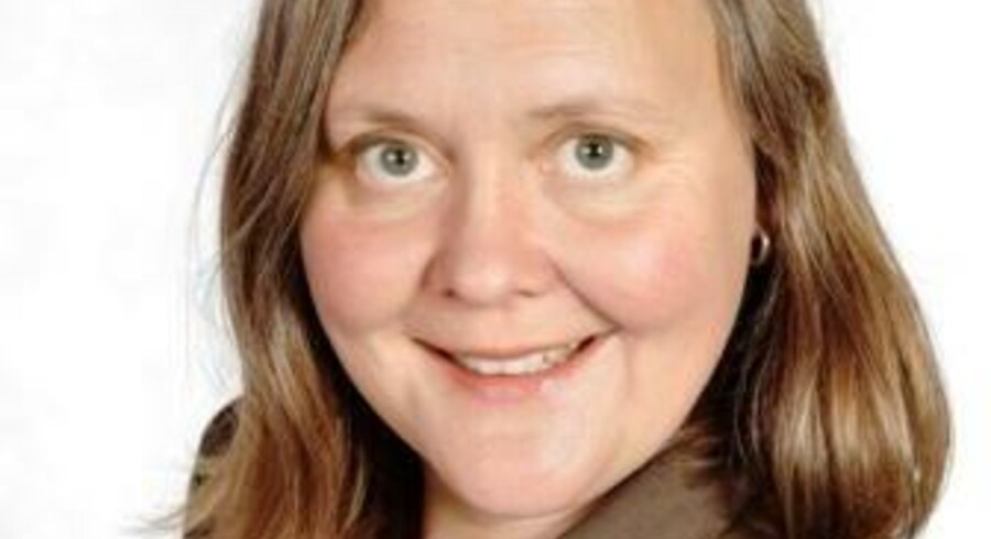Anne Mette McAloone, senior projektleder hos medicinalvirksomheden Novo Nordisk.