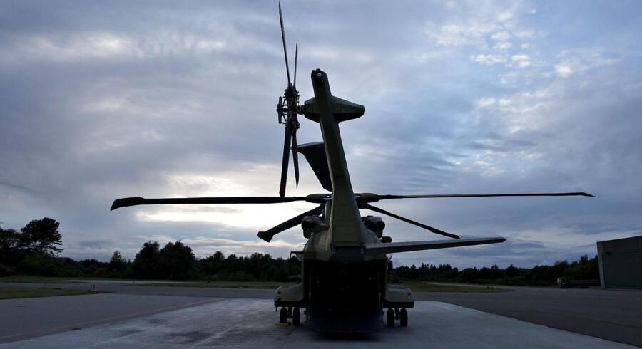EH-101 Merlin-helikopterhavariet i Afghanistan er ikke det første, der har ramt Flyvevåbnet. Tilbage i 2011 havarerede en Lynx-helikoptere på marinestation Grønnedal i Sydgrønland.