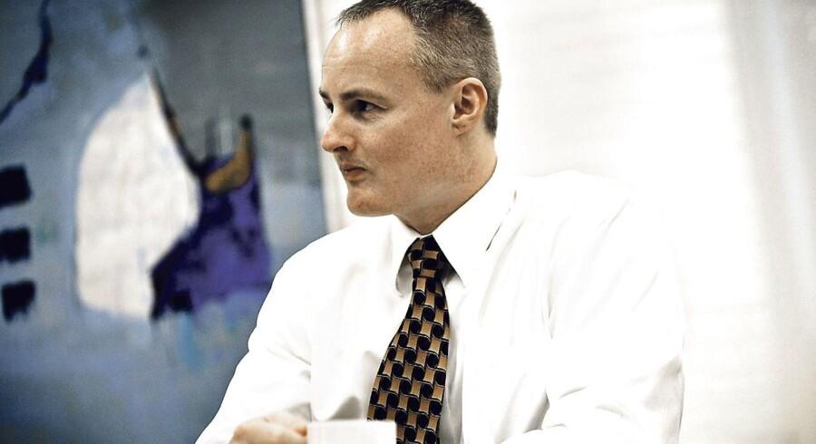 Henrik Nørremark. Arkivfoto 2012.