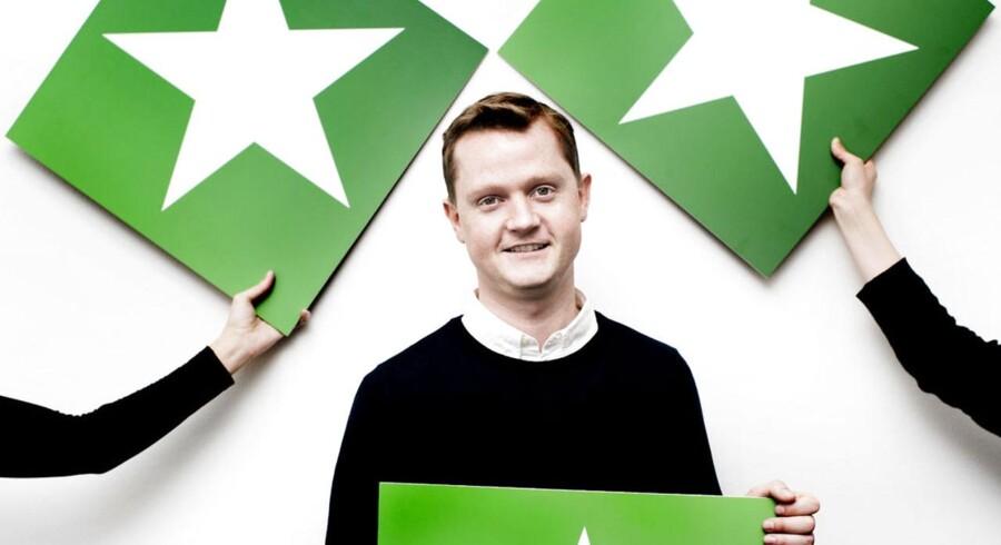 Peter Holten Mühlmann, der er stifter og ejer af Trustpilot, som han stiftede i 2007.