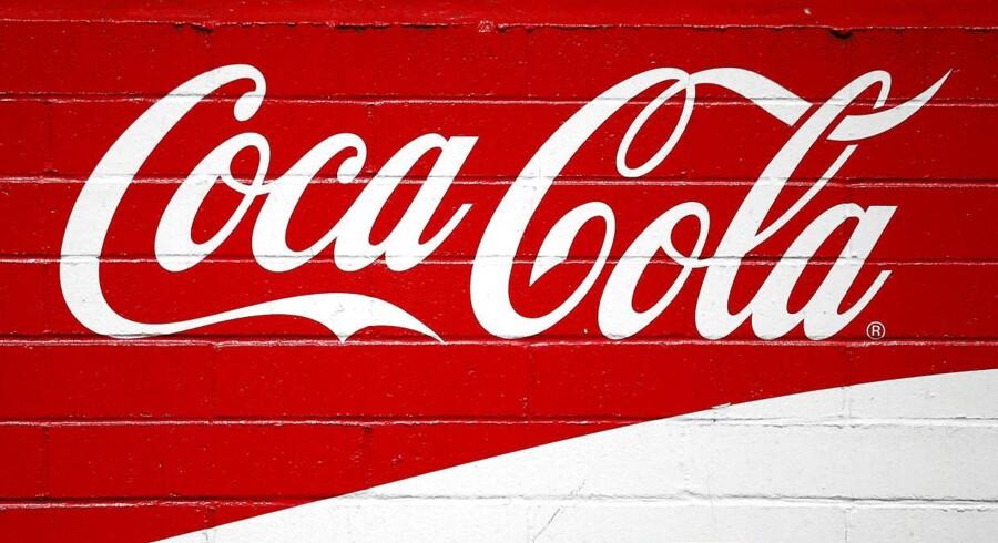Der er blevet drukket flere sodavand fra den store amerikanske producent Coca-Cola i løbet af årets tredje kvartal, end det var forventet i markedet.