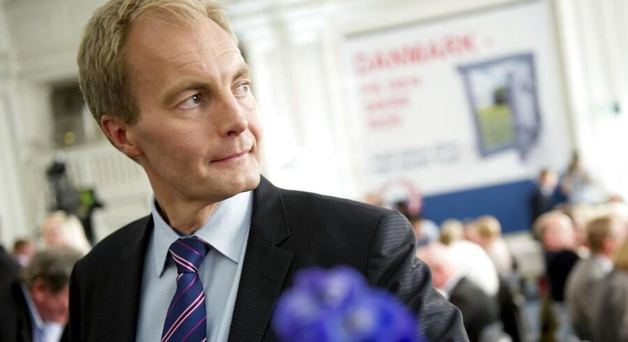 Peter Skaarup (DF) ser ingen grund til at afskaffe 24-års-reglen.