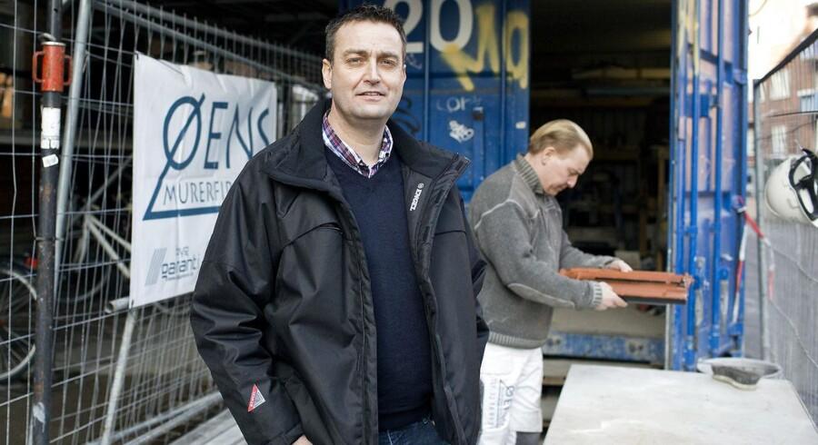 ARKIVFOTO: Socialdemokraternes beskæftigelsesordfører, Leif Lahn Jensen.