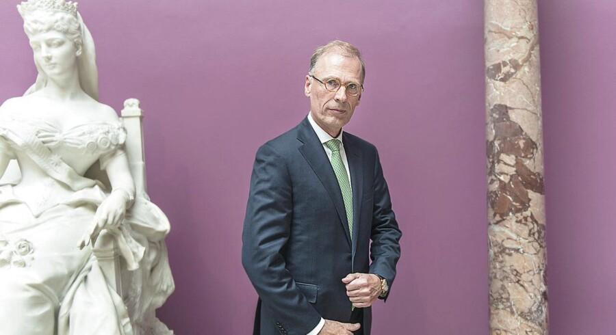 Carlsberg-bossen – hollandske Cees 't Hart – har bebudet en mere defensiv strategi og mindre af de tidligere ambitiøse opkøbsplaner.