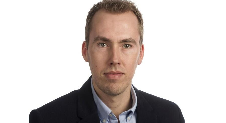 Business' finansjournalist Mads Sixhøj