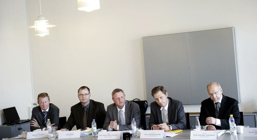 Overvismand Hans Jørgen Whitta-Jacobsen siger, at en reform af kontanthjælpen blandt voksne vil øge beskæftigelsen med etsted mellem 3.000 og 5.000 personer.