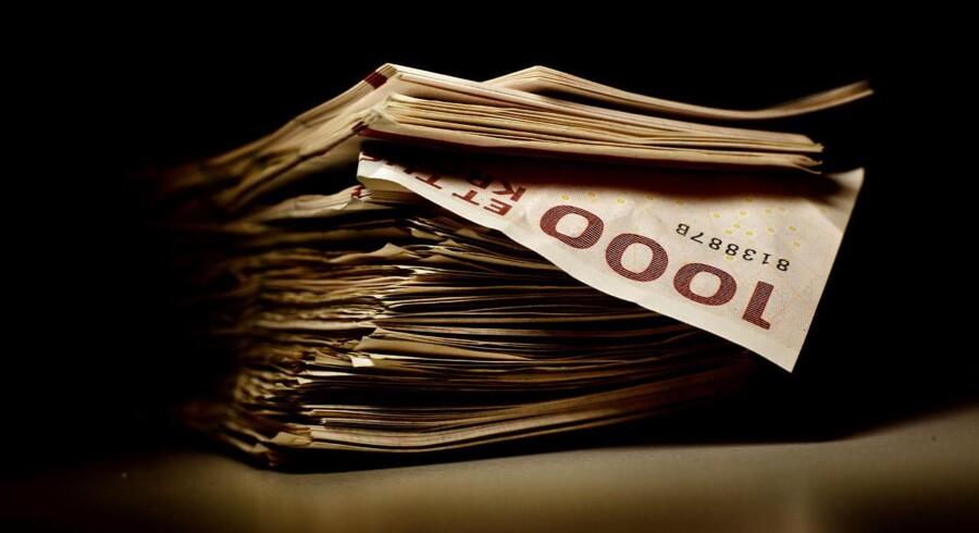 Landets mange tusinde selvstændige har fået mere travlt med at indbetale til pension.