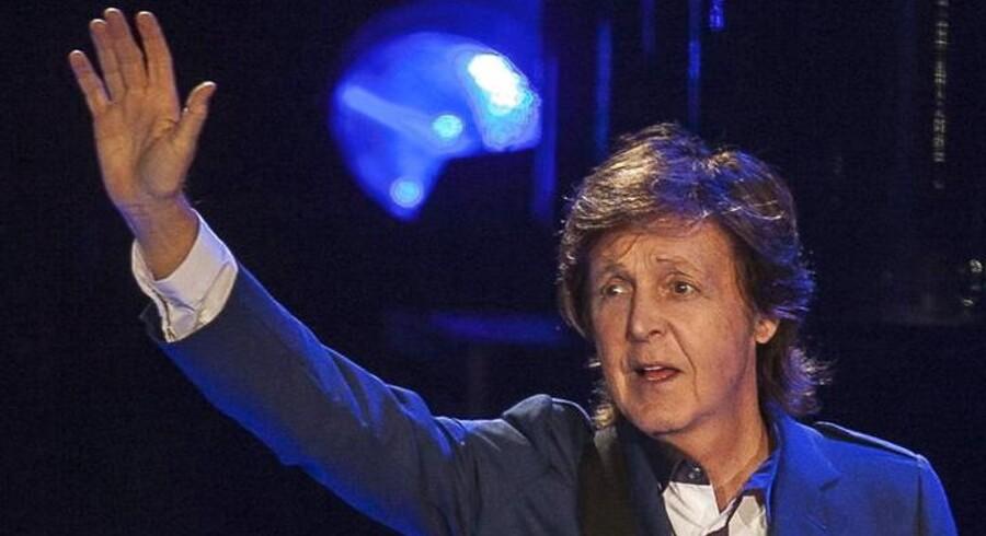 Alle endags-billetter til Roskilde Festival lørdag og koncert med Paul McCartney er udsolgt.