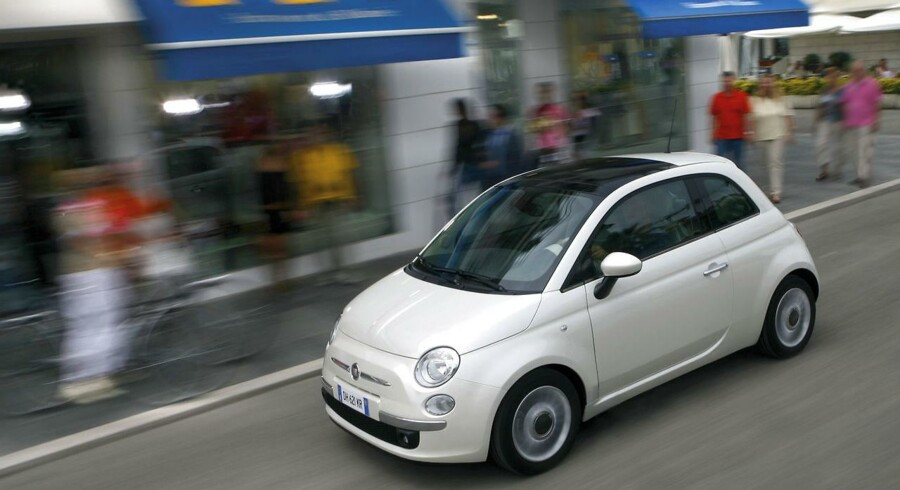 Fiat 500 er en meget populær leasing-bil og Fiat/Alfa-gruppen har fornyligt oprettet et nyt tilbud, som dog kun indeholder 15.000 km kørsel om året.