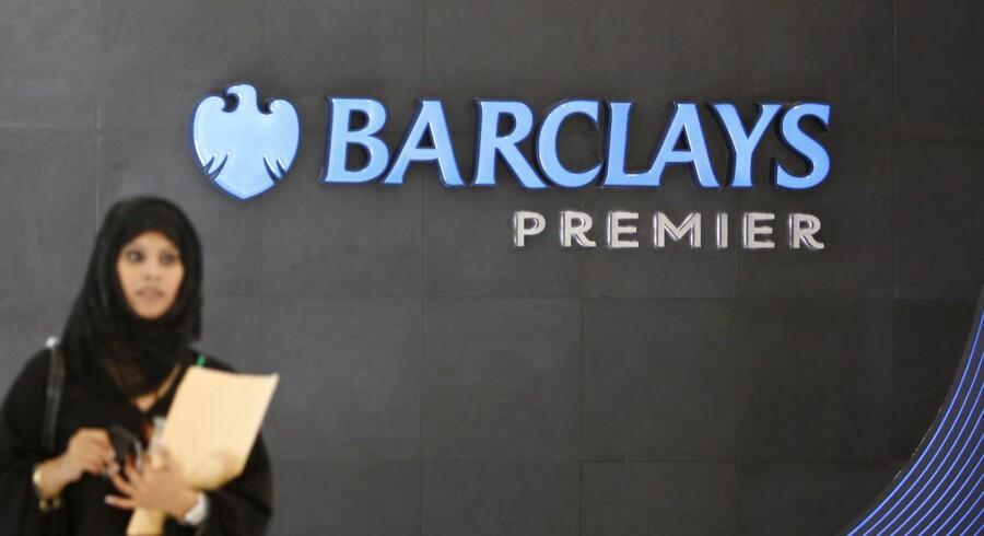 Barclays er en af de banker, der er under gevaldigt pres fra the Financial Conduct Authority.
