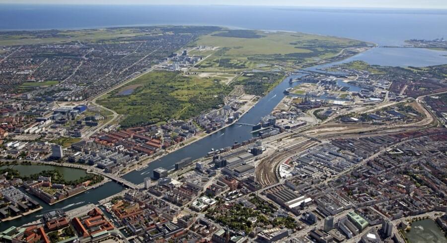 Billedet af København som et vækstlokomotiv er krakeleret. Når 1.500 nye beboere hver måned flytter til hovedstaden, skyldes det ikke vækst og masser af nye arbejdspladser, men derimod kannibalisering af det øvrige Sjælland. Foto: By & Havn
