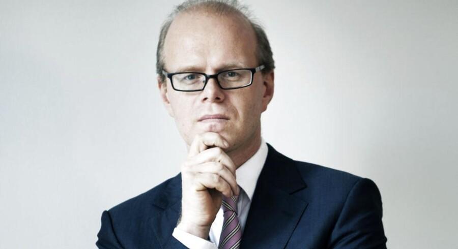 Advokat Søren Damgaard.