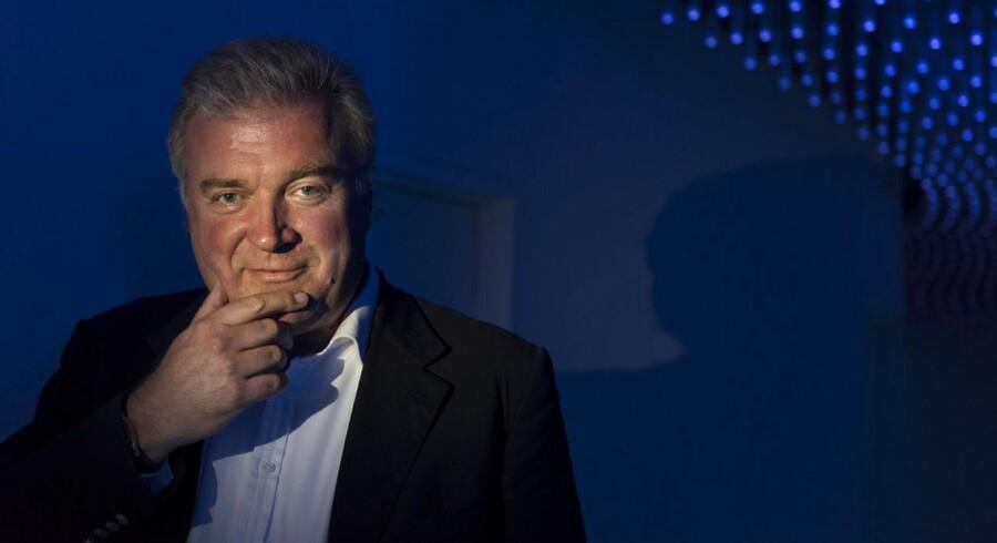 Lars Seier Christensen forlader direktionen i Saxo Bank ved årets udgang. Han er fortsat aktionær.