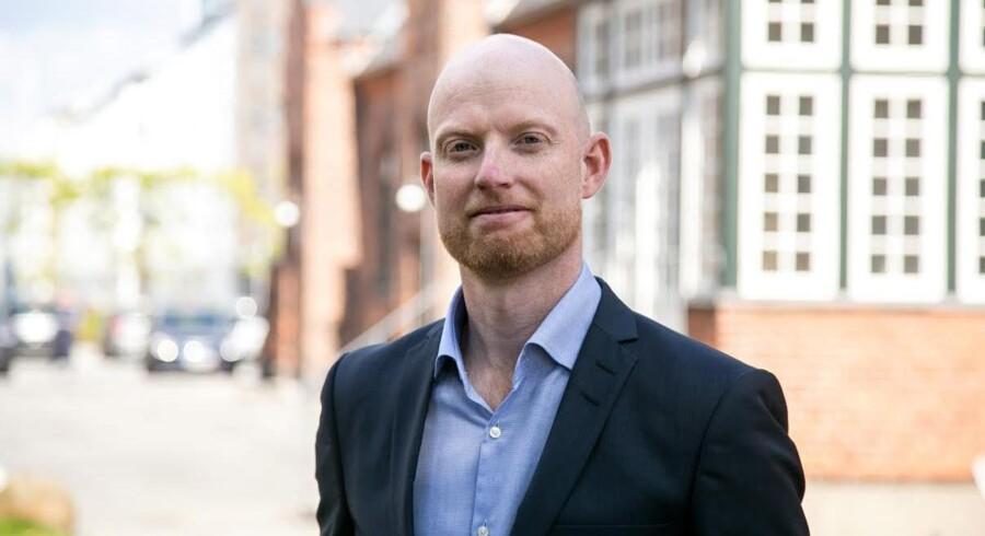 Advokaten Jesper Jørgensen savnede at arbejde med ejendomme, da han for en kort periode havde skiftet til en anden branche. Foto: KPC