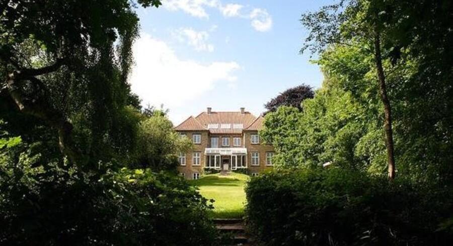 Den største prisforskel, Jesper Nielsen har vurderet, er på dette hus. Foto: Warming Bolig
