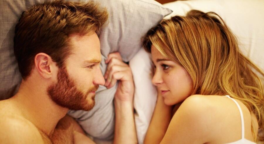 Bojana Novakovic og Josh Lawson, der også har både skrevet og instrueret, spiller et ungt par, der ikke er helt enige om, hvorvidt hendes voldtægtsfantasi skal føres ud i livet. Pressefoto
