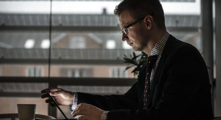 Skats IT-systemer fungerer ikke som de skal, må skatteminister Benny Engelbrecht (S) erkende.